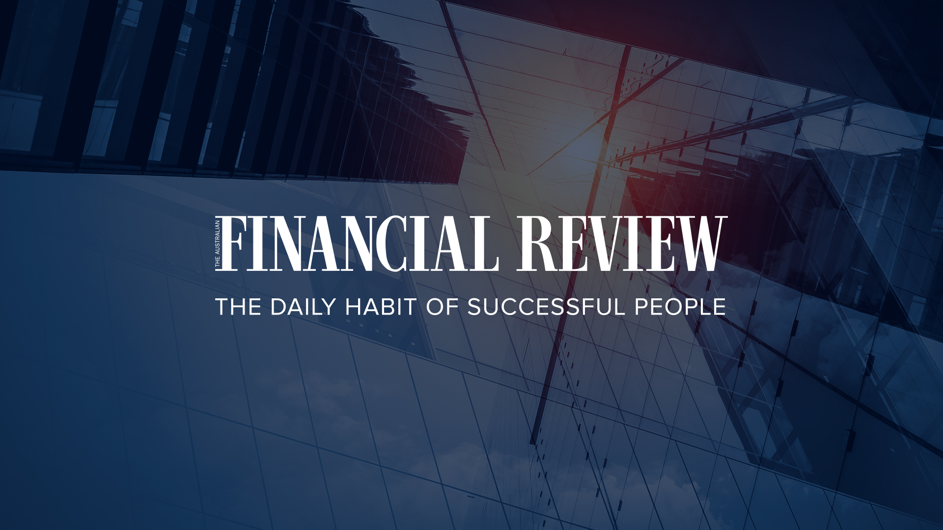 Tech innovation dominates Financial Review Young Rich List