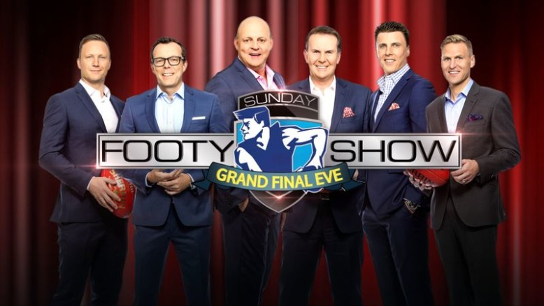 Sunday Footy Show Grand Final Eve Special