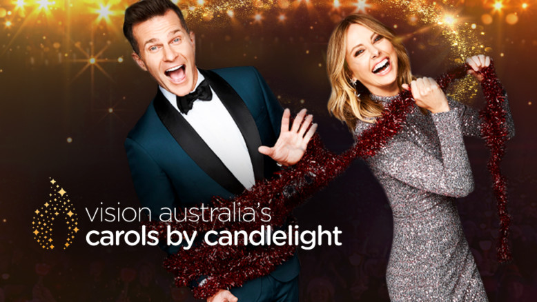 Allison Langdon and David Campbell to Host Carols by Candlelight