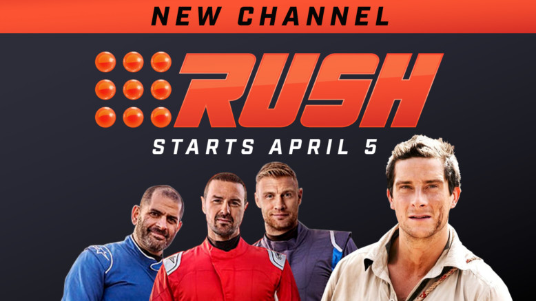Australia's Latest Multi-Channel get the Thrill of 9Rush