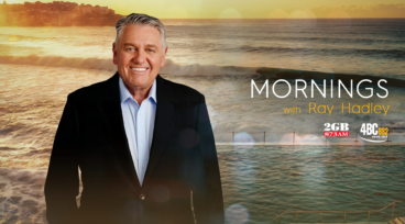 Mornings with Ray Hadley