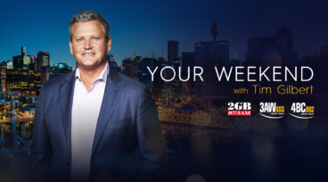 Your Weekend with Tim Gilbert
