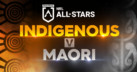 NRL all-stars do battle this Saturday night